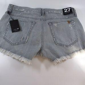 Joe's Jeans Shorts- Size 7(NWT)